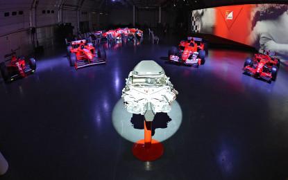 Presentato il nuovo motopropulsore Ferrari