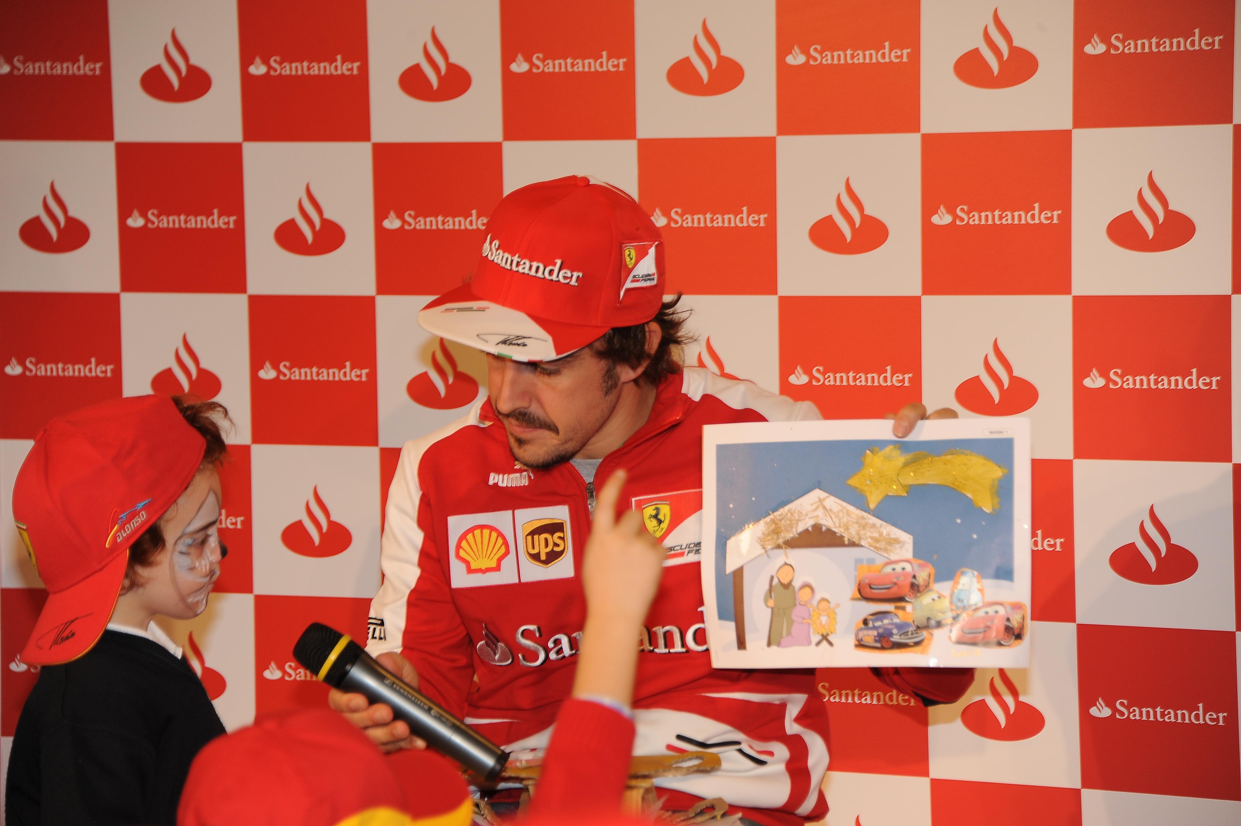 Alonso, piena fiducia nella Rossa. E #14