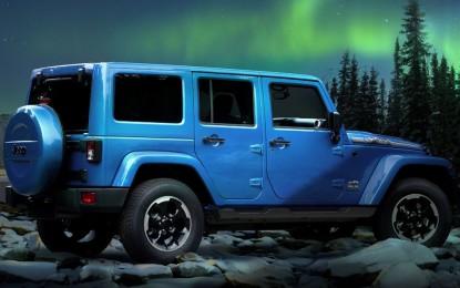 Da gennaio la serie speciale Jeep Wrangler Polar