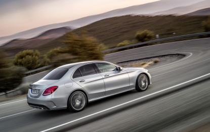 Nuova Mercedes-Benz Classe C