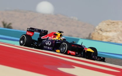 Speciale F1 2013: GP Bahrain