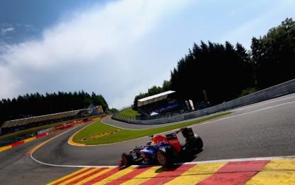 Misure anti-terrorismo a Spa per il GP del Belgio
