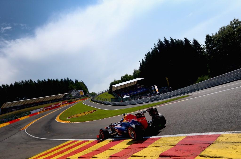 Speciale F1 2013: GP Belgio