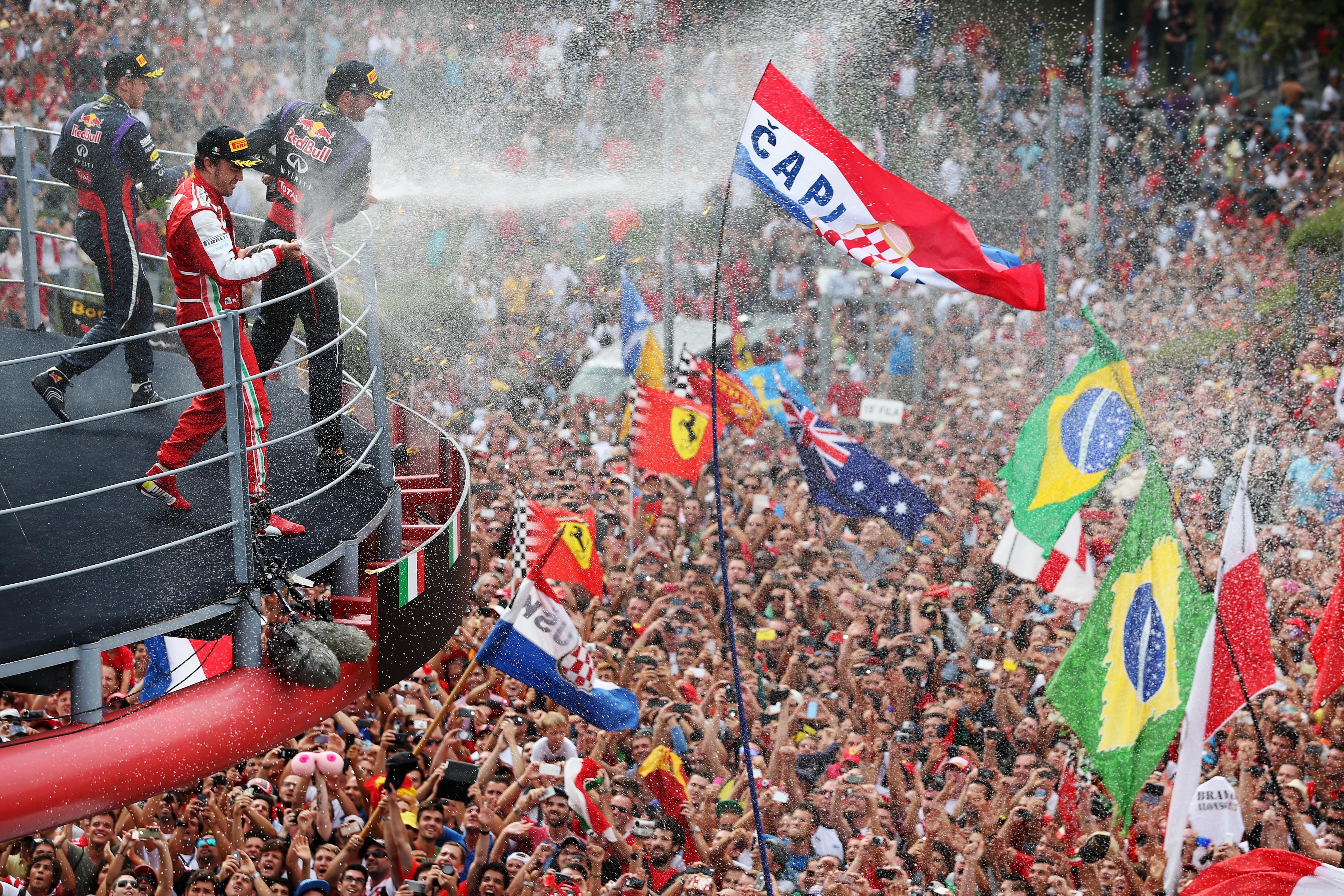 """Monza, il GP d'Italia e quelli che """"ciurlano nel manico"""""""