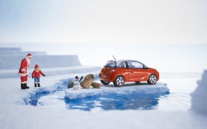 Grande o piccola, Opel ADAM è unica