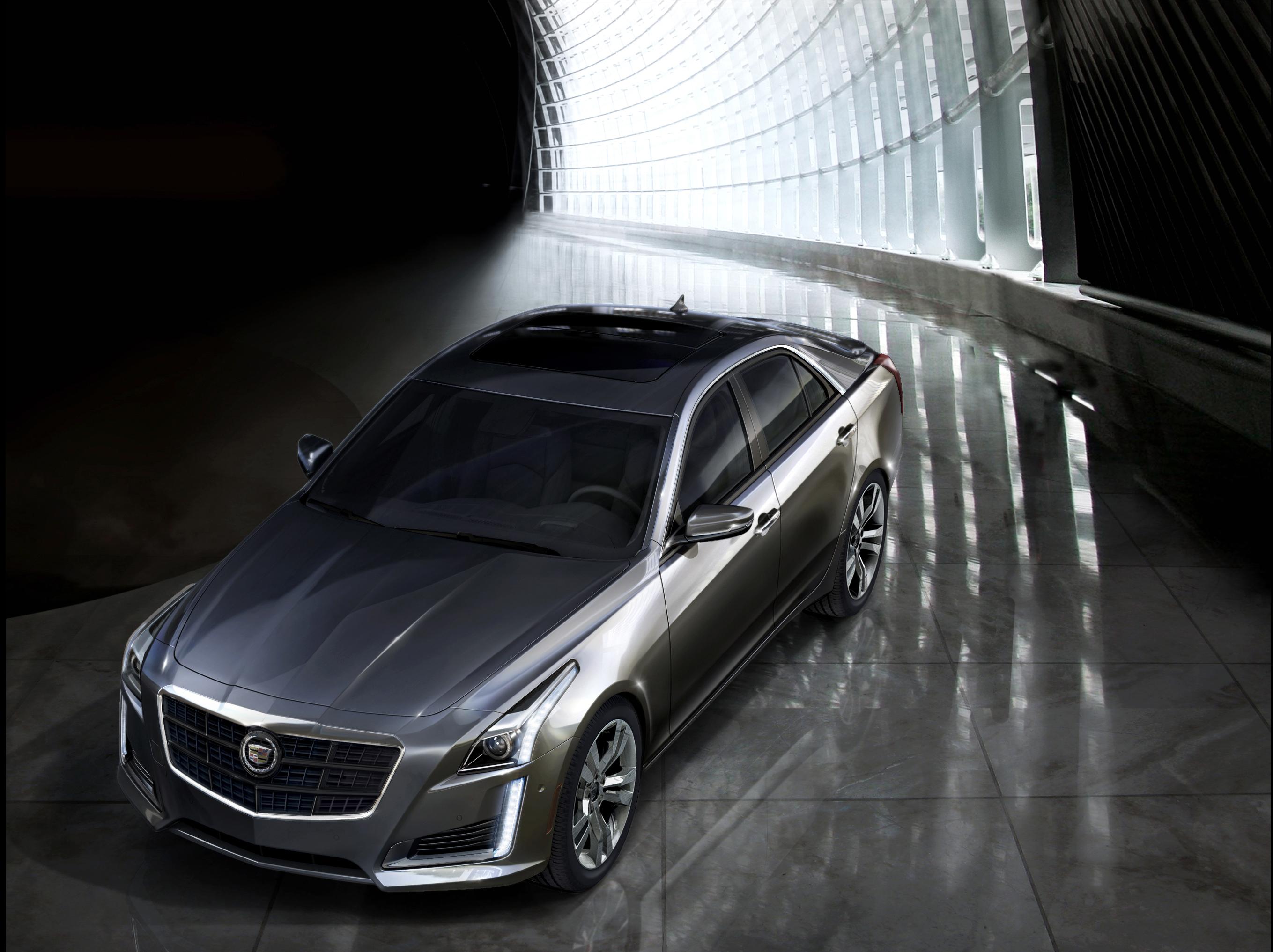Cadillac CTS berlina 2014: i prezzi