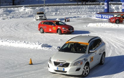 Volvo Cross Country Camp 2014 in Val di Fassa