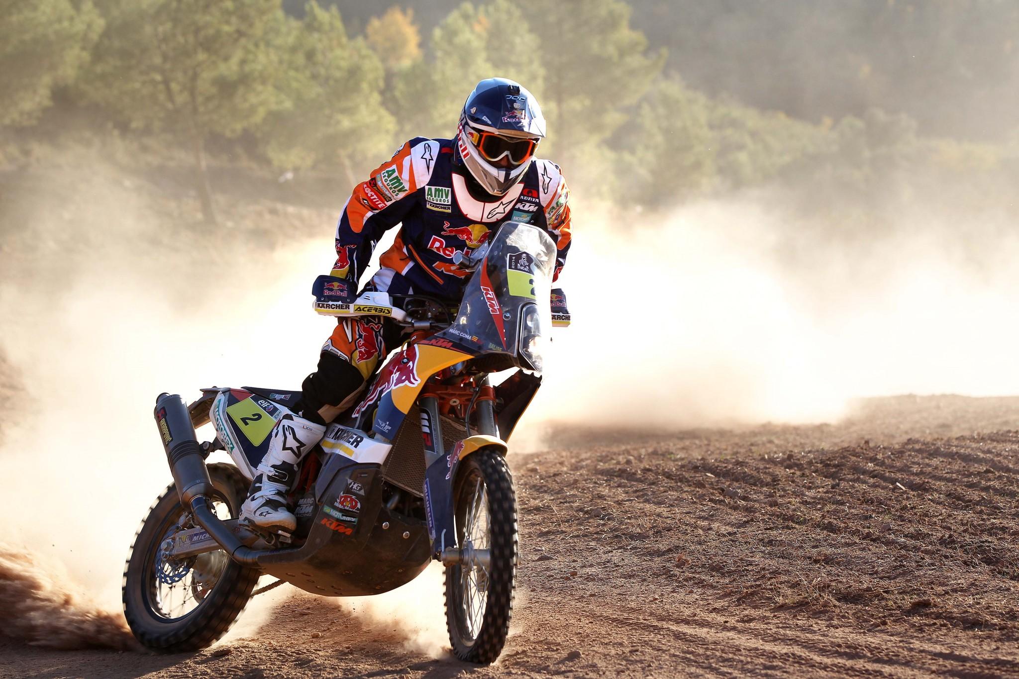 Acerbis con KTM e Yamaha per la Dakar 2014