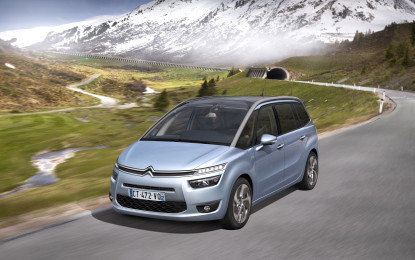 A Citroën il BBC Top Gear Magazine Awards