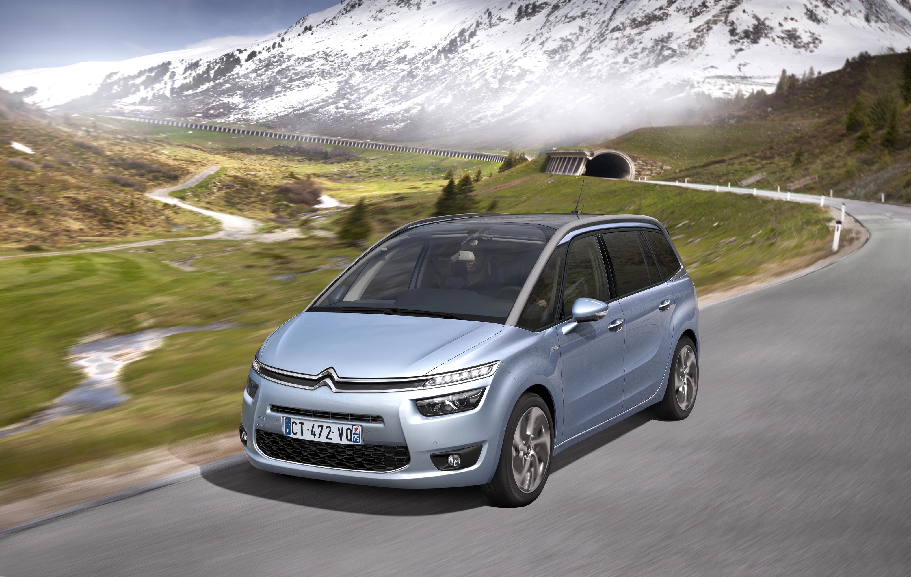 A Citroën il BBC Top Gear Magazine Awards