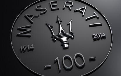 I primi 100 anni della Maserati
