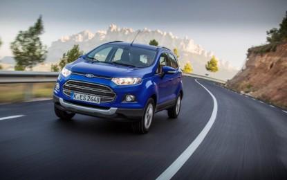 La nuova Ford EcoSport
