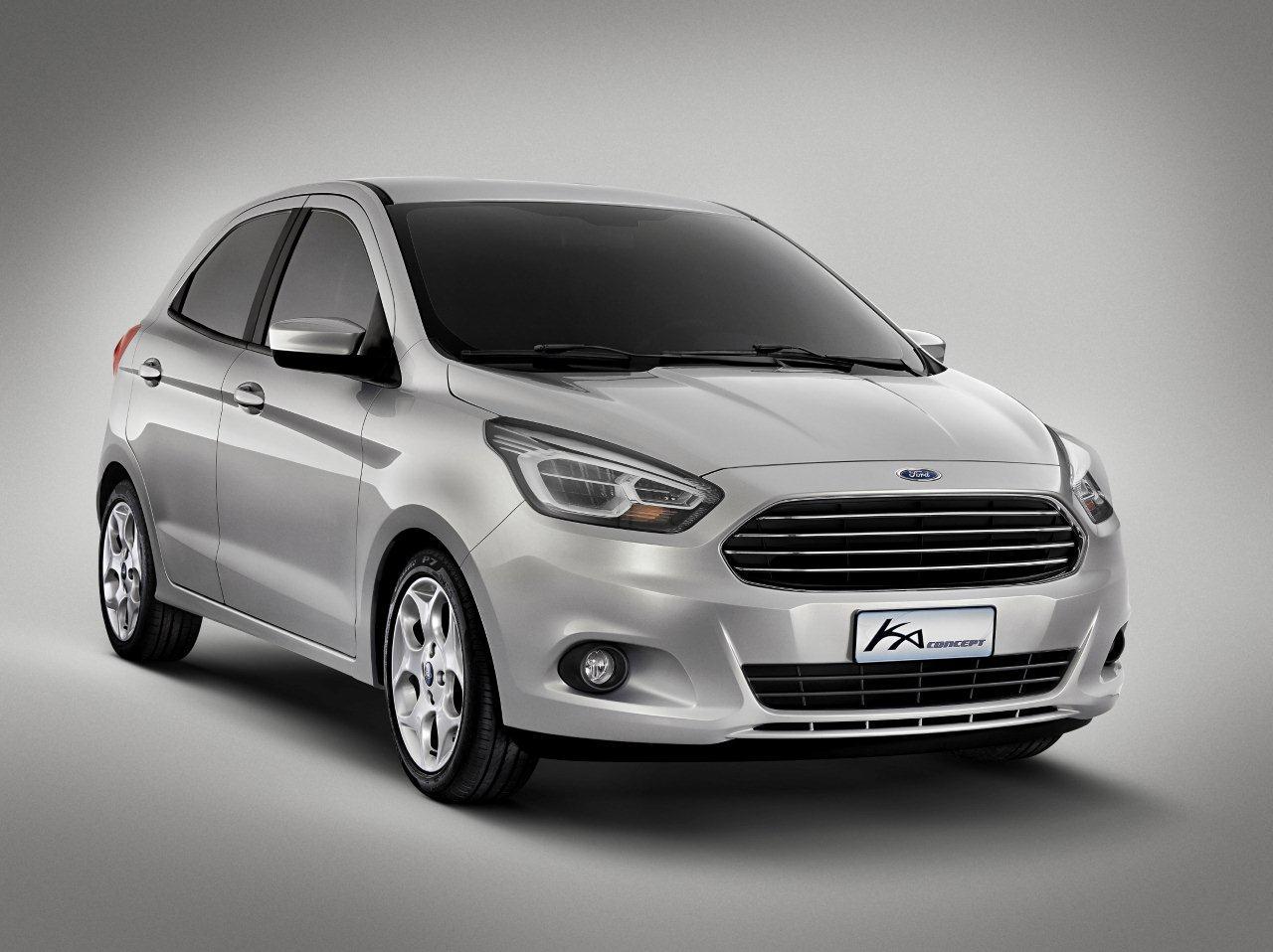 Nuova Ford Ka Concept