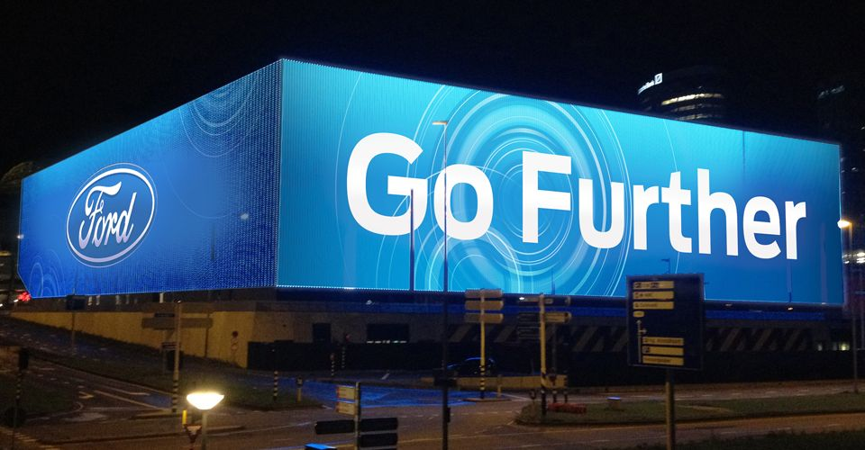 Go Further e il reveal globale della Mustang con Bill Ford