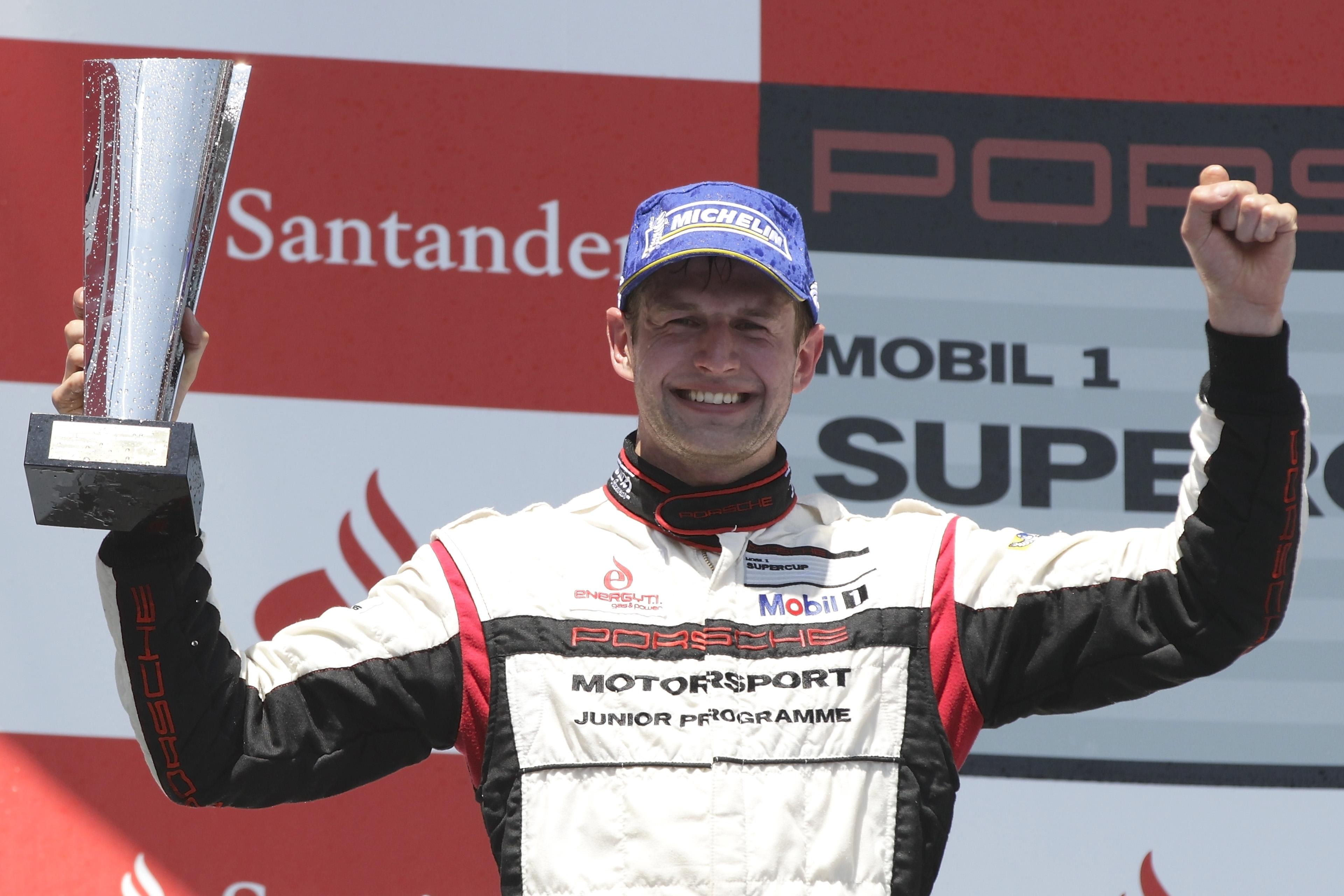 Programma Porsche per lo sviluppo dei giovani piloti