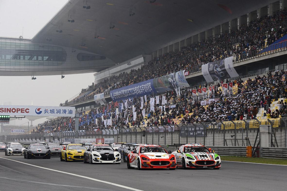 Trofeo Maserati: finale di stagione ad Abu Dhabi