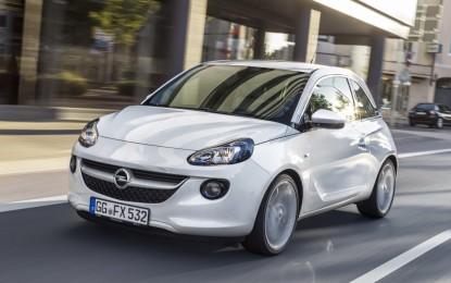"Opel ADAM ""Best Economical Car"""