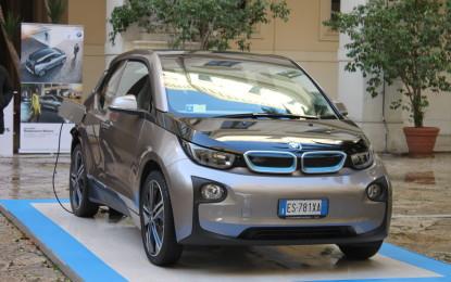 BMW i3 partner del Comune di Brescia