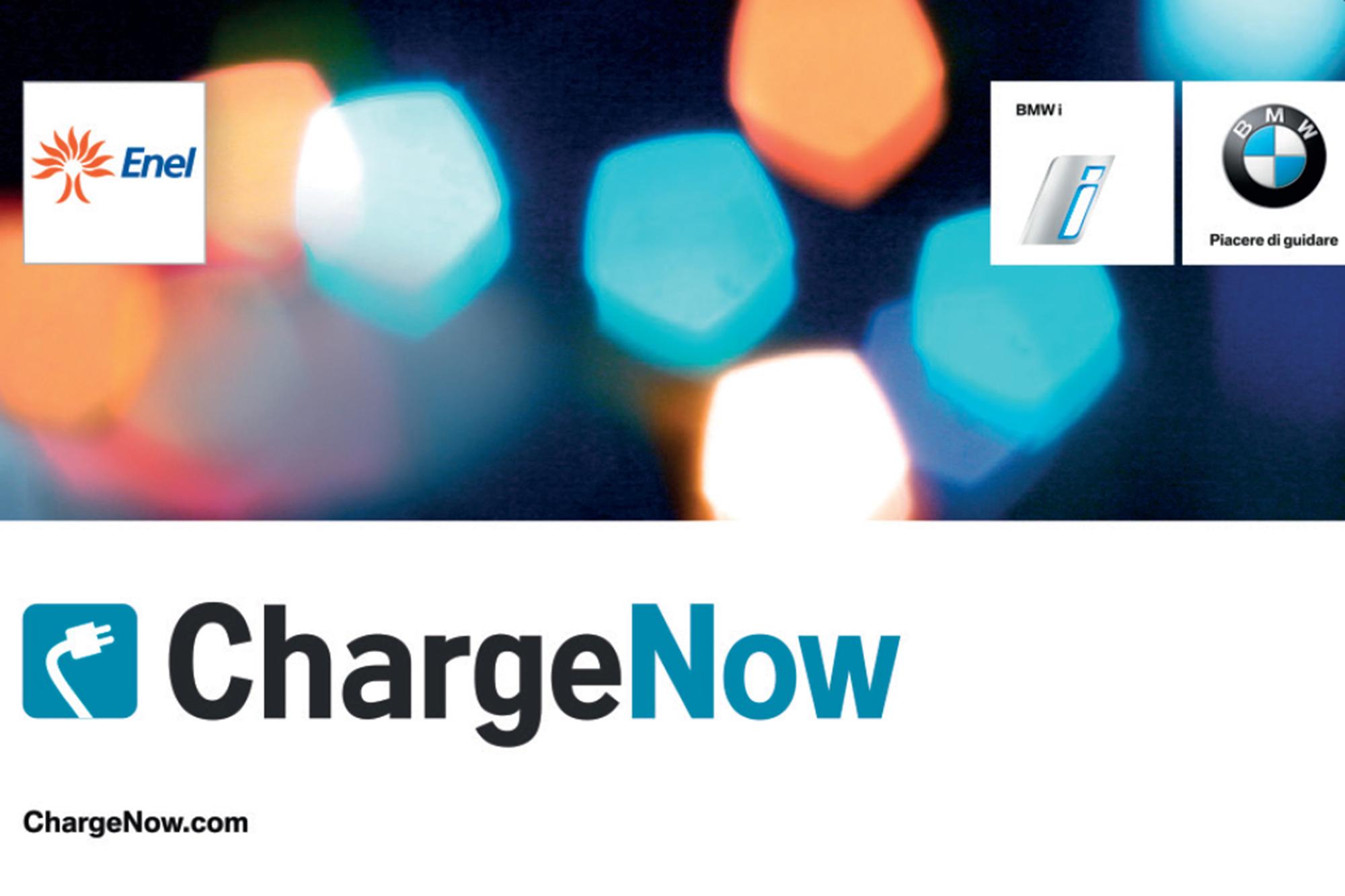 BMW Italia ed Enel: accordo per la mobilità elettrica