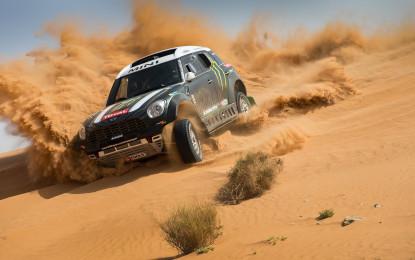 MINI e il Team X-raid al Rally Dakar 2014