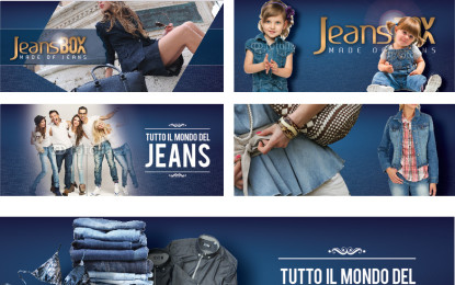 JeansBox: dove tutto è… Made of Jeans!
