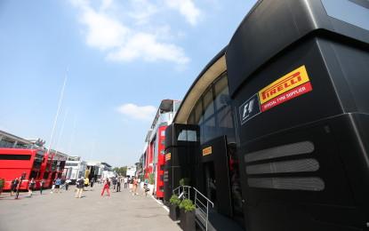 Pirelli in F1 per altri tre anni