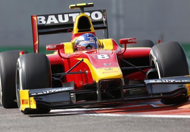 I calendari della GP2 e GP3 Series 2014