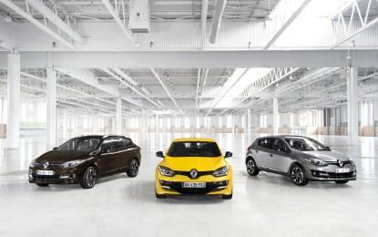 Renault presenta la nuova gamma Mégane