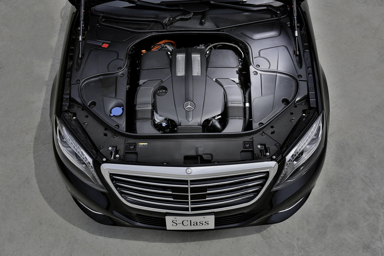 134 g/km: la media di Co2 dell'intera flotta Mercedes
