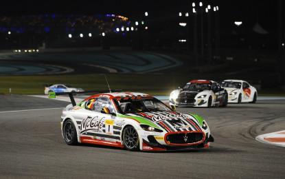 Kuppens campione mondiale del Trofeo Maserati