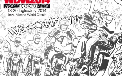 World Ducati Week 2014: le date dell'8° edizione
