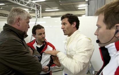 Porsche: conclusi i test LMP1 2013. E debutto per Mark Webber