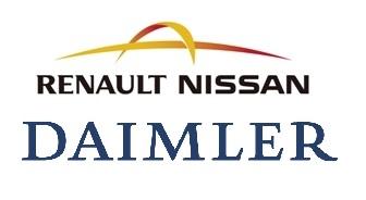 Daimler e l'Alleanza Renault-Nissan premiate