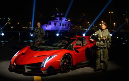 Lamborghini chiude il 2013 in crescita
