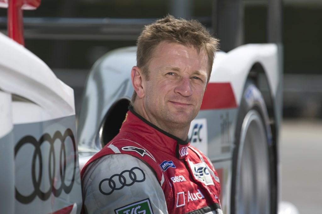 Allan McNish annuncia il ritiro