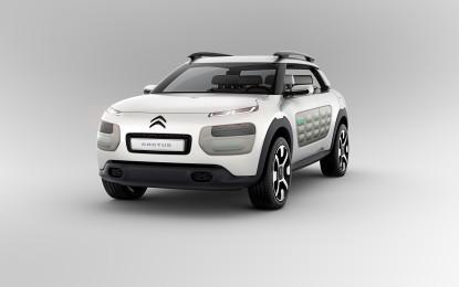 Trofeo del Design al Concept Citroën Cactus
