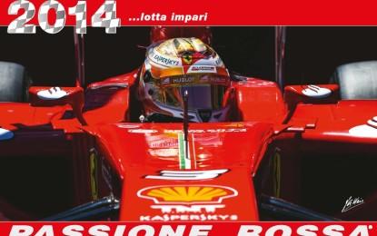 Passione Rossa 2014: per chi ama la Rossa, la F1 e l'arte