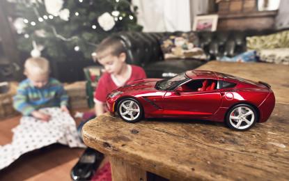 Corvette anche giocattolo. Per piccoli e grandi!