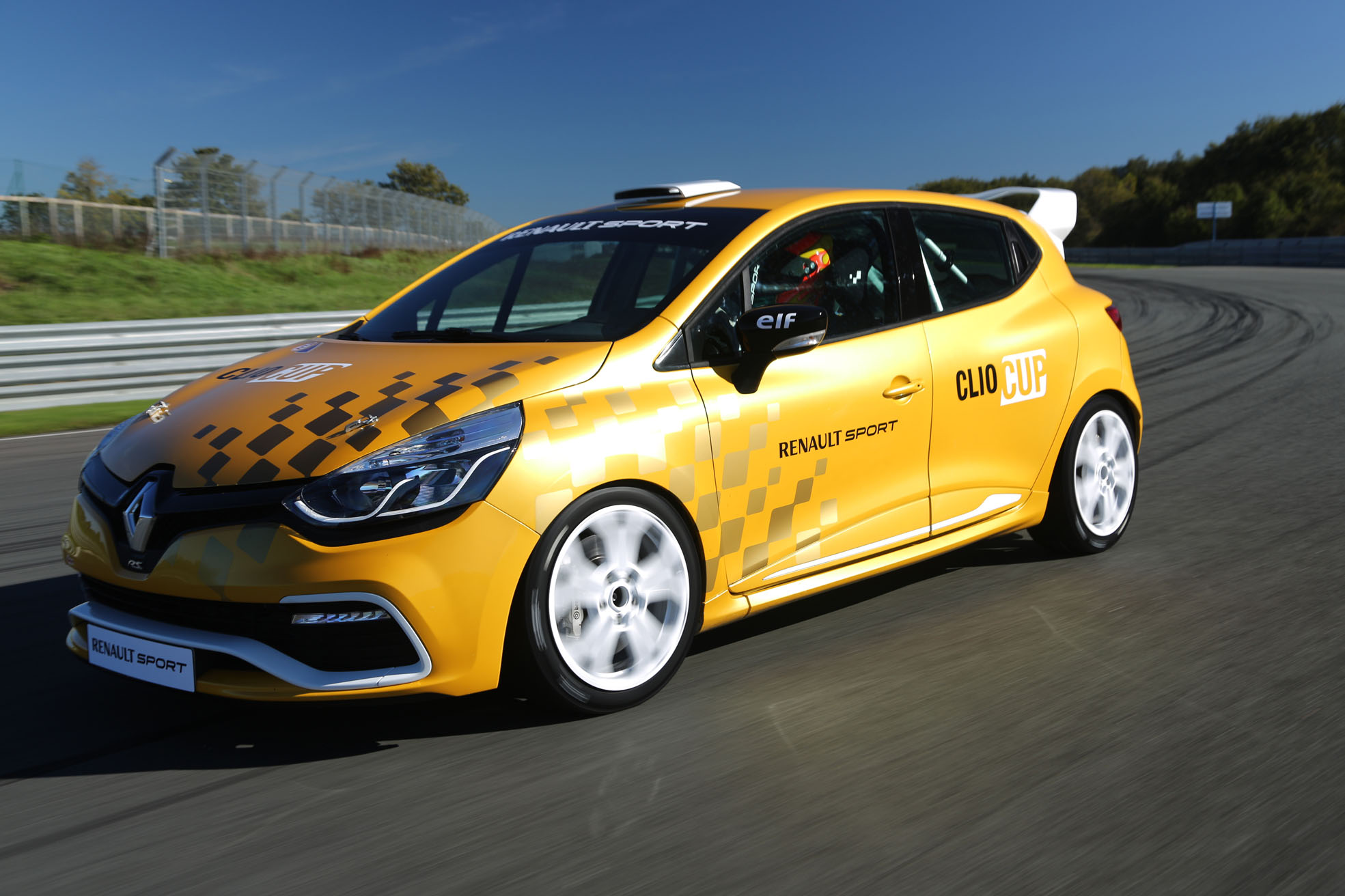 Le novità della Clio Cup Italia 2014