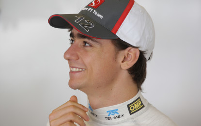 Gutiérrez completa il line-up Sauber F1 2014