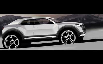 Audi avvia lo sviluppo della Q1