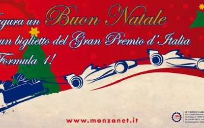 A Natale regala il GP d'Italia 2014