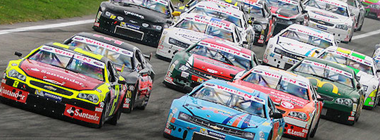 NASCAR Whelen Euro Series: il calendario 2014