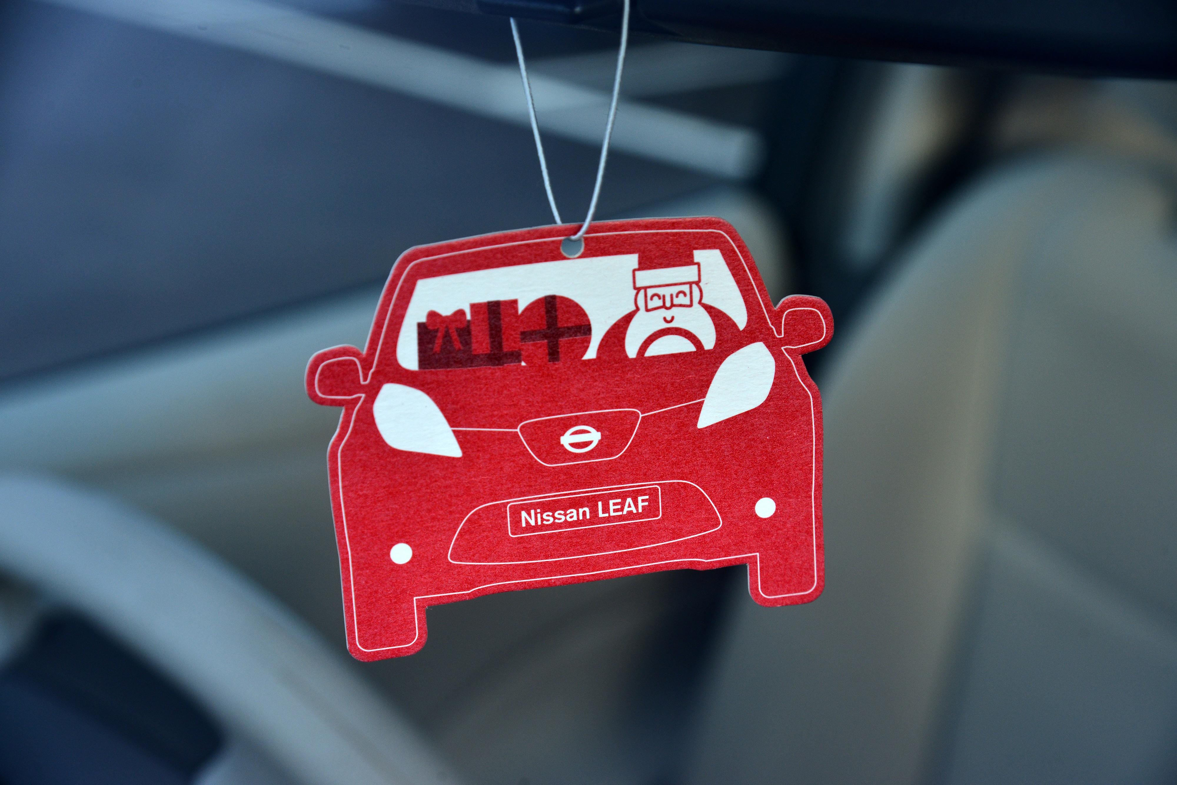 """Nissan crea il """"profumo del futuro"""""""