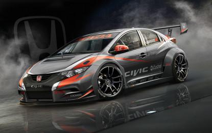 Ecco la Honda Civic WTCC 2014