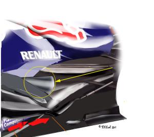 redbull  rear  vent