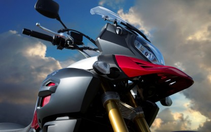 Suzuki V-Strom 1000 ABS: manutenzione ridotta