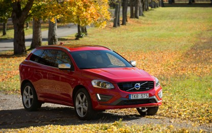 Volvo Car Group: +5,8% in novembre