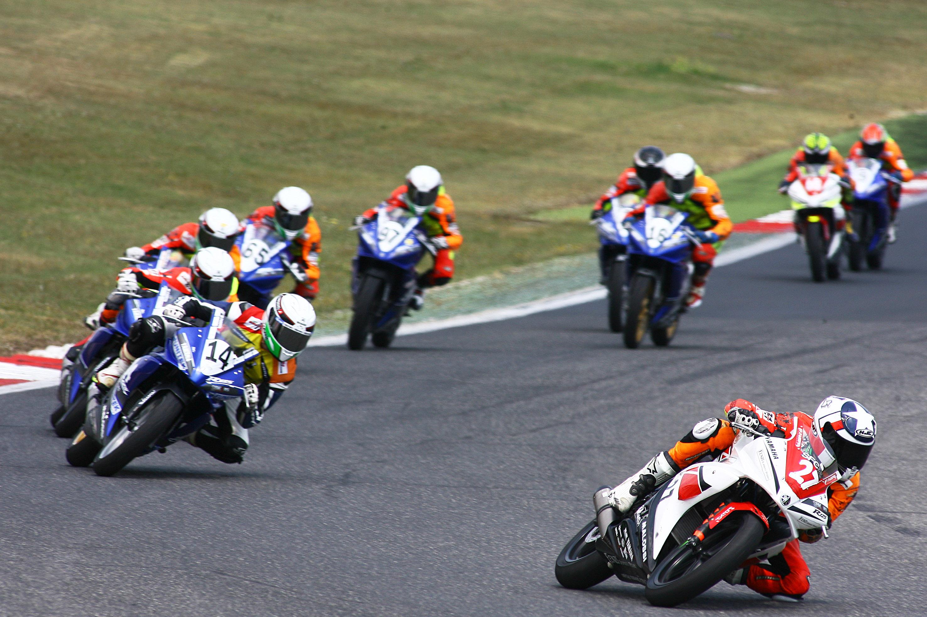 Via alle iscrizioni Yamaha R125 CUP 2014