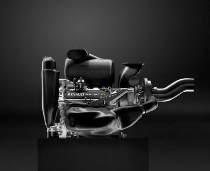 Alla scoperta del nuovo Renault Energy F1-2014